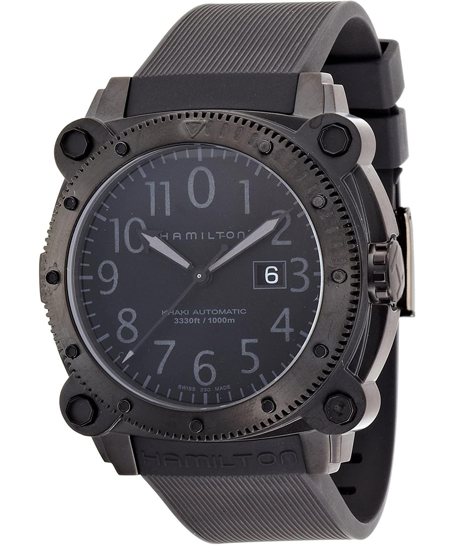 Часы Hamilton Khaki BelowZero