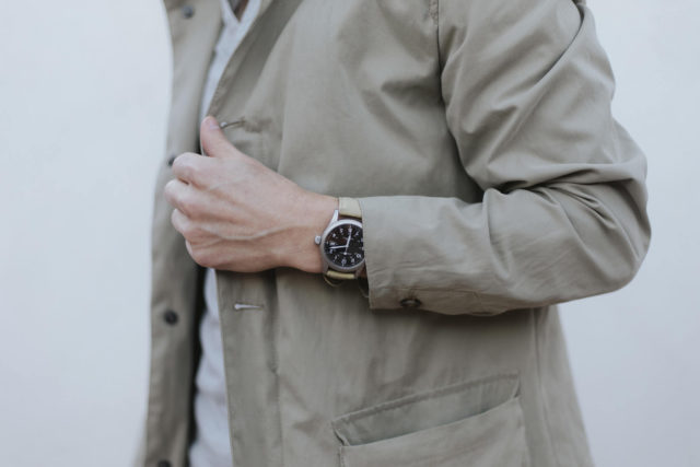 Мужские часы Hamilton