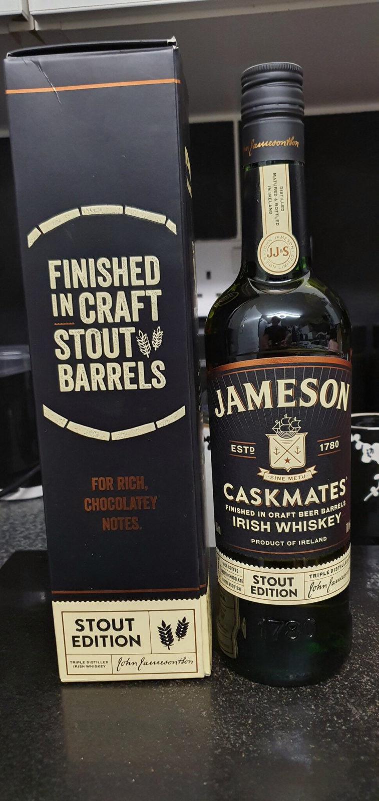 Виски Jameson Caskmates Stout Edition