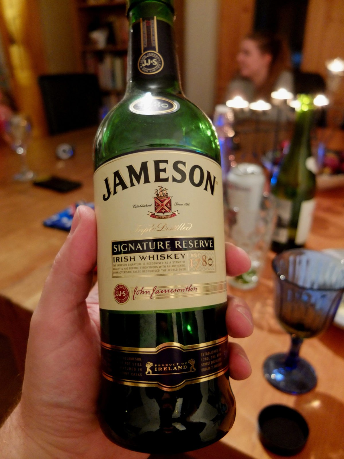 Виски Jameson Signature Reserve
