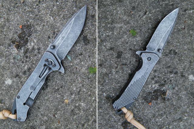 Нож Sanrenmu
