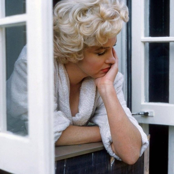 Про Мэрилин Монро: фото, факты